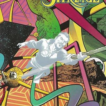 Doctor Strange The Best Defense #1 Second Print Variant Cover