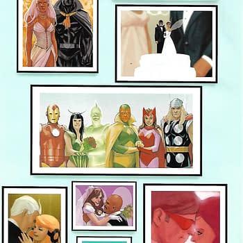 Astonishing X-Men #50 Wedding Variant Back Cover