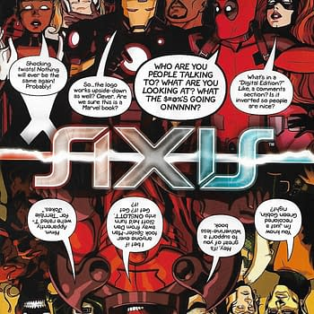 Axis #1 Chip Zdarsky Deadpool Party Variant Cover