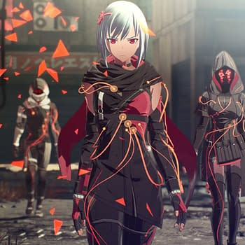 Bandai Namco Releases A New Trailer For Scarlet Nexus
