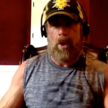 Shawn Michaels appeared on WWE's The Bump podcast ahead of NXT Takeover: In Your House