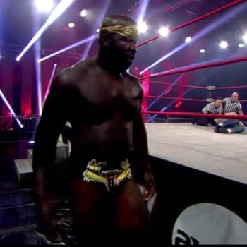 Moose is the most important champion in Impact Wrestling