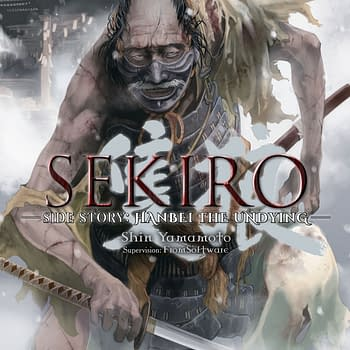 Yen Press Has Announced a New Manga Series Based on the Game Sekiro