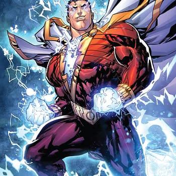 Shazam #12 Variant Cover