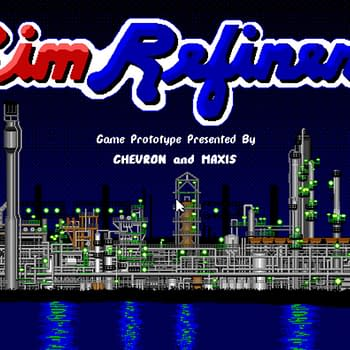 Someone Found The Old Maxis Game SimRefinery &#038 Made It Playable