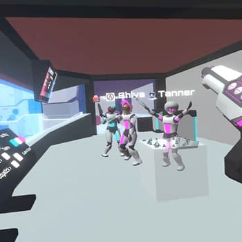 Giant Scam Announces Virtual Reality Arena Shooter Snapshot VR