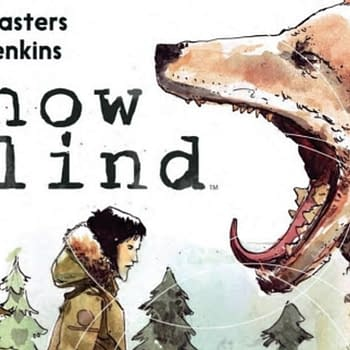 Snow Blind Graphic Novel Adaptation Nabs Jake Gyllenhaal To Star