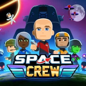 Indie Simulator Game Space Crew Launches Demo On Steam