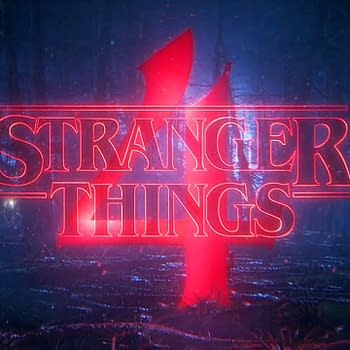 Stranger Things Offers Season 4 Prod Greetings from the Upside Down
