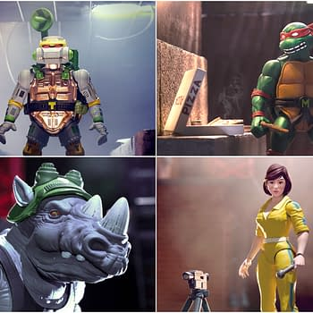 TMNT Ultimates Wave 3 Announced By Super7 Up For Order Now