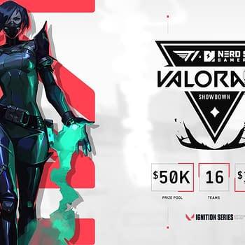 Nerd Street Gamers Announces Valorant Showdown Event