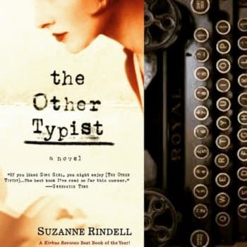 A look at the cover to Suzanne Rindell's The Other Typist (Image: Penguin Random House).