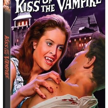 The Kiss Of The Vampire Hits Blu-ray In July From Scream Factory