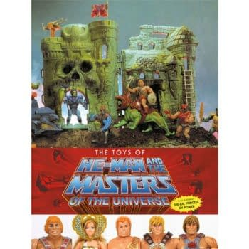 Masters of the Universe Toy History Book Coming From Dark Horse
