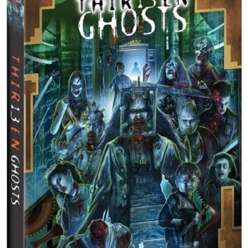 Thirteen Ghosts Blu-ray Detailed By Scream Factory