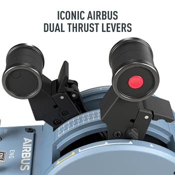 Thrustmaster Introduces New Civil Aviation Game Controls