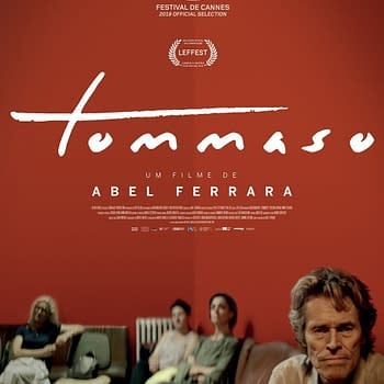 Willem Dafoe Stars In Tommaso Check Out The Trailer Now