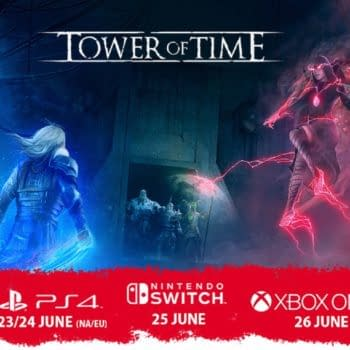 Indie Action-RPG Tower Of Time Coming To Switch, PS4, And XBox One