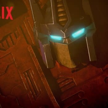 Transformers: War For Cybertron-Siege Series Hits Netflix July 30th