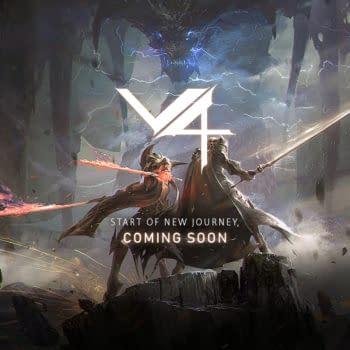 Nexon Reveals Their New Mobile Adventure Title V4