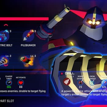 GungHo Online Entertainment Announces Robot Battler Volta-X