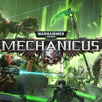 Warhammer 40000: Mechanicus To Be Released Mid-July