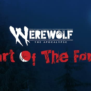 Werewolf: The Apocalypse &#8211 Heart Of The Forest Announced