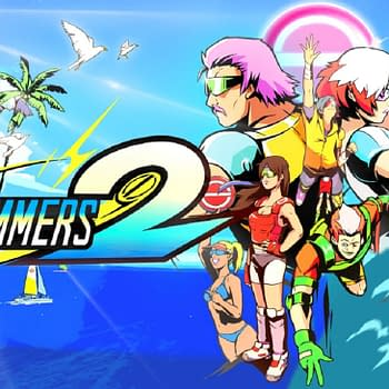 WIndjammers 2 Has A Playable Demo For The Steam Games Festival
