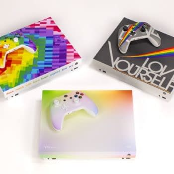 Microsoft Is Giving Away Three Xbox One X Pride Consoles