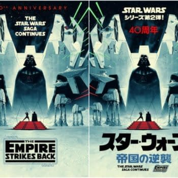 Star Wars: Empire Strikes Back 40th Anniversary Posters Available Now