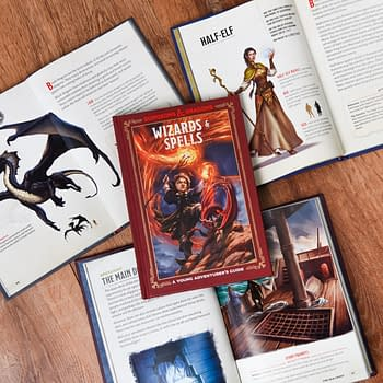 Ten Speed Press Reveals New Dungeons & Dragons Books For 2020