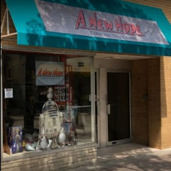 A New Hope Collectible Toys & Comics of Madison, Wisconsin to Close