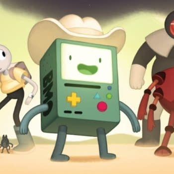 A scene from Adventure Time: Distant Lands- BMO (Image: HBO Max)