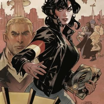 Five Thoughts About Adventureman #1