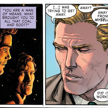 Green Lantern Alan Scott Gay With Two Kids In DC Infinite Frontier