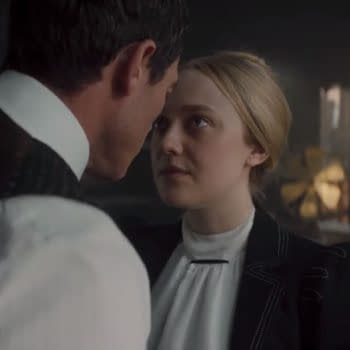 A look back on John and Sara's romance heading into The Alienist: Angel of Darkness (image: TNT).
