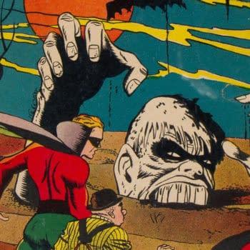 All-American Comics #61 and the True Origin of Solomon Grundy