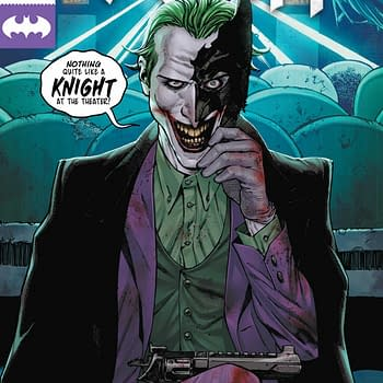 Batman #93 Review: It Has a Little Spark of Something
