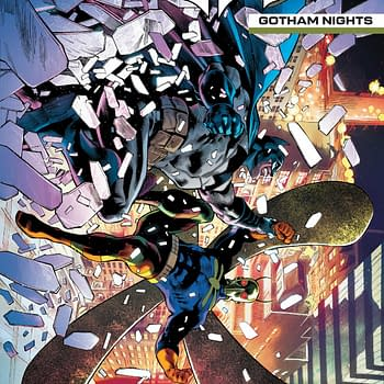 Batman: Gotham Nights #7 Review: At Best Its a Bit Icky