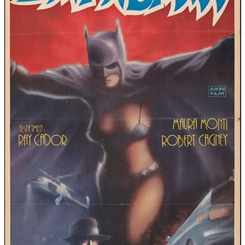 This Batwoman Turkish Poster Could be Yours From Heritage Auctions