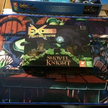 Review: Exceed Fighting System Card Game's Plague Knight Box
