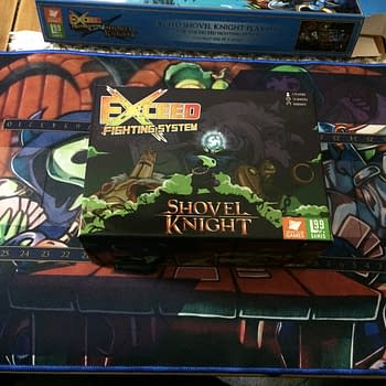 Review: Exceed Fighting System Card Games Plague Knight Box