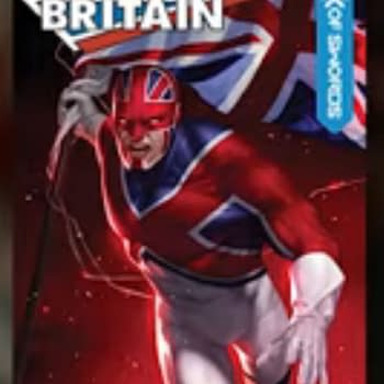 Marvel to Launch New Captain Britain Comic in X of Swords