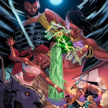 Changa and the Jade Obelisk #1 Review — Draws The Reader In