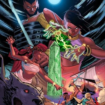 Changa and the Jade Obelisk #1 Review: It Draws The Reader In