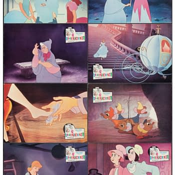 Will You be the Next Owner of these Spanish Cinderella Lobby Cards