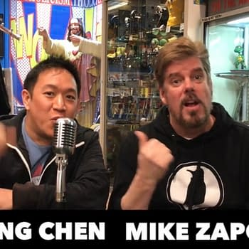 Comic Book Men Re-Open A Shared Universe Podcast Studio in New Jersey