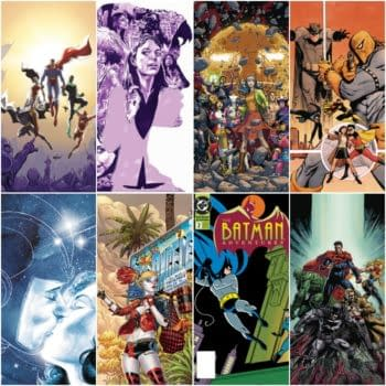 DC Rescheduled Comics Including Lois Lane and Doom Patrol Finales