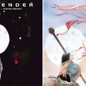Descender, Ascender TV Rights Land at NBCUniversal's Lark Productions