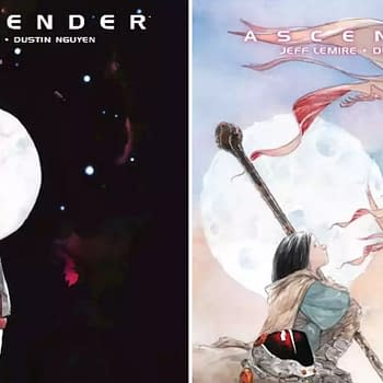 Descender Ascender TV Rights Land at NBCUniversals Lark Productions